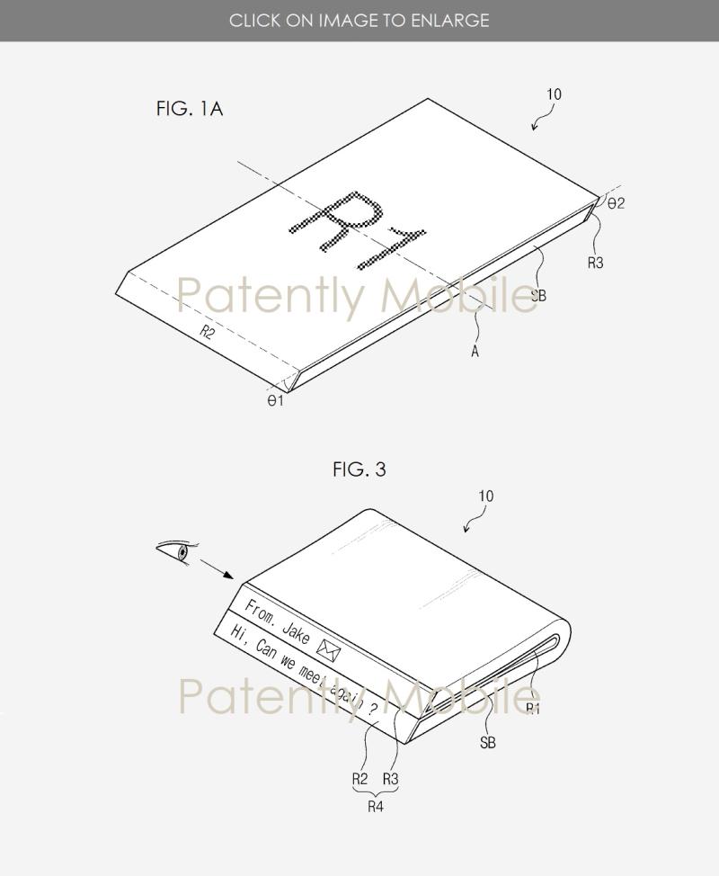 2 Samsung flip phone wins patent dec 2019